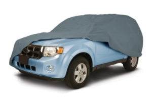 OverDrive Car Cover