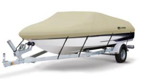 DryGuard Canvas Boat Cover