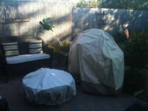 Veranda Grill and Firepit Cover